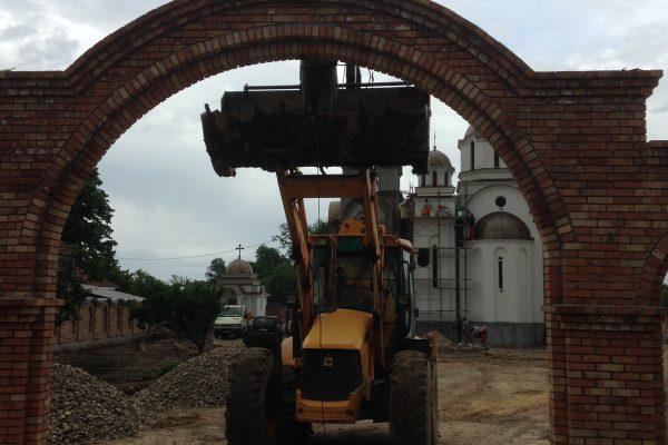 Изградња храма