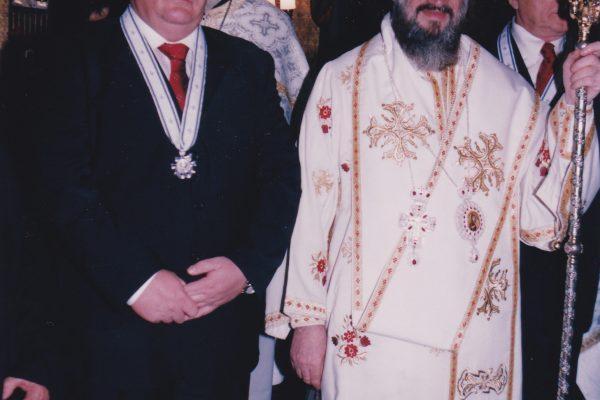 Орден Светог Симеона Мироточивог Драган Марковић Палма 24.04.2006
